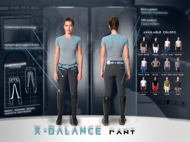 Xbalance-femme-croquis-technique